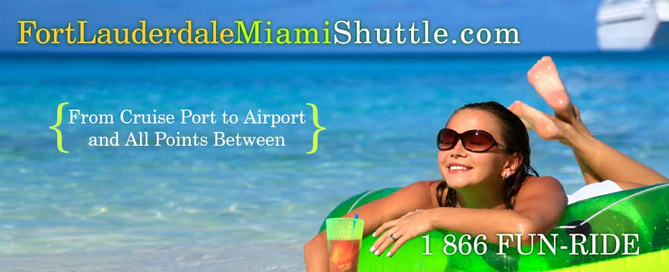 Fort Lauderdale Miami Shuttle