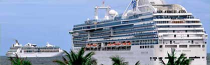 Shuttles, Motor Coaches to Port Everglades and Port of Miami